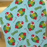 The Grinch Christmas Coral Fleece Blanket