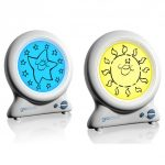 Gro Clock by the Gro Company – Shows wake up time!