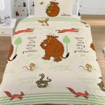 The Gruffalo Woodland Single Duvet Cover Set
