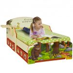 The Gruffalo Toddler Bed with Storage and Shelf