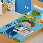 Horrid Henry Brothers Single Duvet Cover and Pillowcase Set