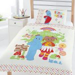 In The Night Garden Best Friends 4 in 1 Junior Bedding Bundle Set