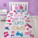 JoJo Siwa Super Single Duvet Cover and Pillowcase Set
