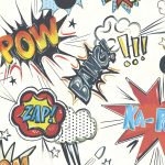Kapow Wallpaper Rasch 272604