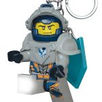 Lego Nexo Knights Clay Keylight with Shield Power Code