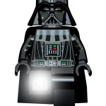 Lego Star Wars Darth Vader LED Torch