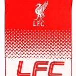 Liverpool FC Fade Fleece Blanket