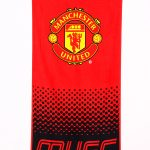 Manchester United FC Fade Towel