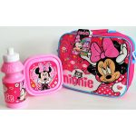 Minnie Mouse 3 Piece Lunch Bag Set