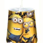 Despicable Me Minions Tapered Ceiling Light Shade