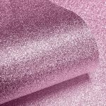 Textured Sparkle Glitter Effect Wallpaper Soft Pink Muriva 601530
