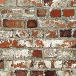 Loft Red Brick Wallpaper Muriva 102538