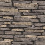 Natural Slate Stone Effect Wallpaper Fine Decor FD31293