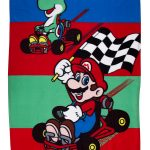 Nintendo Mario Champs Fleece Blanket