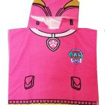 Paw Patrol Skye Hooded Towel Poncho