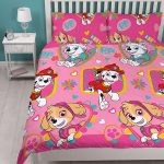 Paw Patrol Forever Double Duvet Cover and Pillowcase Set