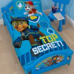 Paw Patrol Spy Junior Toddler Duvet Cover and Pillowcase Set