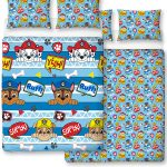 Paw Patrol Peek Double Duvet Cover Set