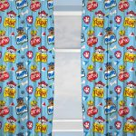 Paw Patrol Peek Curtains