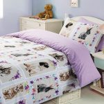 Pet Love Double Duvet Cover and Pillowcase Set – Multi