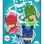 PJ Masks Hero Fleece Blanket