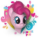 My Little Pony 3D LED Wall Light – Pinkie Pie