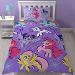 My Little Pony Movie Single Duvet Cover Set – Rotary Design