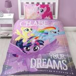 My Little Pony Chase Your Dreams Single Duvet Cover Set