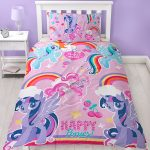 My Little Pony Crush Single Duvet Cover Set – Rotary Design