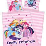 My Little Pony Best Friends Single Duvet Cover Set