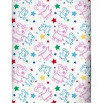 Peppa Pig Pop Junior Toddler Fitted Sheet
