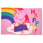 Peppa Pig Hooray Fleece Blanket