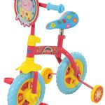 Peppa Pig 2 in 1 10 Inch Training Bike