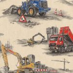 Construction Wallpaper Rasch 293500