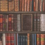 Library Books Wallpaper Rasch 934809
