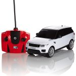 Range Rover Sport White 1:24 Scale 2.4GHz Radio Control Car