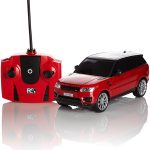 Range Rover Sport Red 1:24 Scale 2.4GHz Radio Control Car