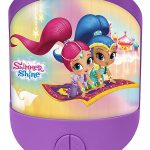 Shimmer and Shine Lenticular Night Light