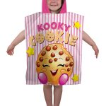 Shopkins Shopaholic Hooded Towel Poncho