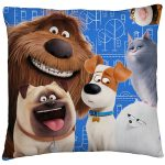 The Secret Life of Pets Animals Cushion
