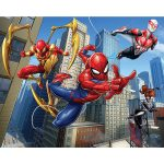 Walltastic Spiderman Wall Mural 2.44m x 3.05m