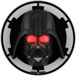 Star Wars 3D Wall Light – Darth Vader