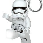 Lego Star Wars Episode VII First Order Stormtrooper Keylight