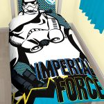 Star Wars Rebels Imperial Single Duvet Cover and Pillowcase Set