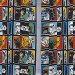 Star Wars Classic Force Curtains