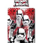 Star Wars Episode VIII Trooper Single Duvet Cover Set
