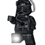 Lego Star Wars Episode VIII First Order Tie Fighter Pilot Keylight