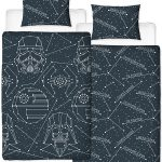 Star Wars Stellar Single Duvet Cover and Pillowcase Set