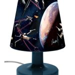 Star Wars Bedside Lamp Light