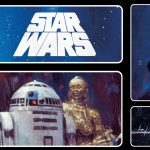 Star Wars Retro Self Adhesive Wallpaper Border 5m